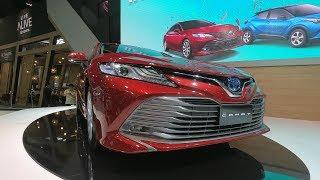 2019 Toyota Camry Exterior and Interior