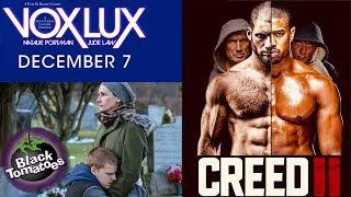 Is Creed II Rocky's Best? Vox Lux & Ben is Back – Black Tomatoes Episode 39