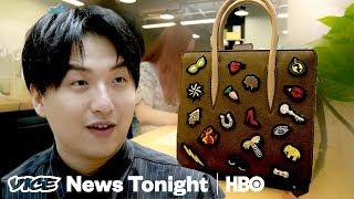 When Givenchy Needs To Sell A Luxury Handbag In China, They Call Mr. Bags (HBO)