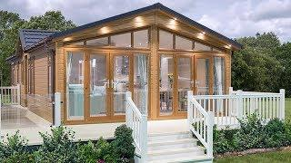 Gorgeous Luxury Kingfisher Lodge Most Popular Lodges in The UK
