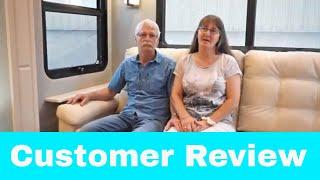 Luxe Elite luxury fifth wheel 39FB Review - Sales