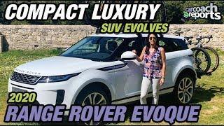 Compact Luxury SUV Evolves: 2020 Range Evoque Review