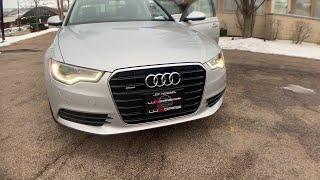2013 Audi A6 Milwaukee, WI, Kenosha, WI, Northbrook, Schaumburg, Arlington Heights, IL 5188