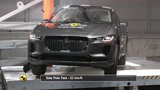Jaguar I-PACE Crash Test Euro NCAP   December 2018 Ratings