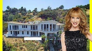 Kathy Griffin House Tour $4500000 Hollywood Hills Mansion Luxury Lifestyle 2018