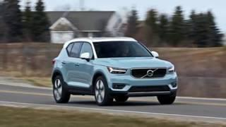 New car Reviews 2019 Volvo XC40 -  Luxury car with modern interior and exterior