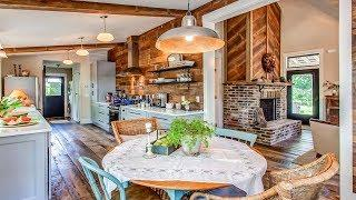 Incredible Luxury Farmhouse Style Cottage in The Heart of Downtown Franklin