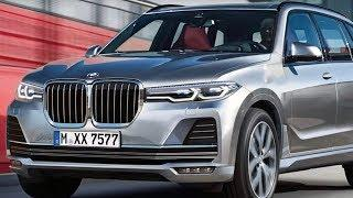 2019 BMW X7 REVIEW - Inside The World's Most LUXURIOUS SUV