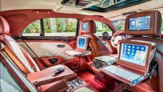 Top 10 Luxury Cars Interior Ever