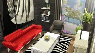 MODERN LUXURY APARTMENT ???????? | THE SIMS 4 // SPEED BUILD