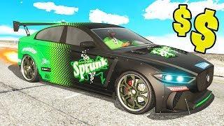 *NEW* INVISIBLE GTA 5 Car! (insane)