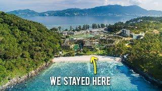 5-STAR LUXURY RESORT in Thailand ♦ Phuket Travel Vlog
