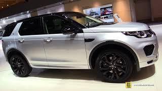 2018 Land Rover Discovery Sport HSE Luxury - Exterior Interior Walkaround - 2018 Geneva Motor Show