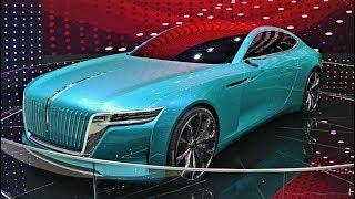 Hongqi E·Jing GT - Stunning Luxury Chinese Electric Car!