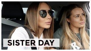 LUXURY SHOPPING SPREE WITH MY SISTER | VLOG