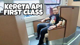REVIEW KERETA API PALING MAHAL !!! KERETA API LUXURY CLASS TERBAIK DI INDONESIA ARGO BROMO ANGGREK
