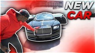 MY NEW CAR 2018 ROLLS-ROYCE WRAITH $315,700!!