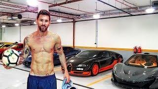 Lionel Messi's Expensive Car | House Tour 2018