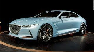 Top 5 Luxury Concept Cars You Need to See!