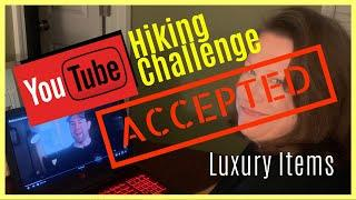YouTube CHALLENGE ACCEPTED – Luxury item challenge
