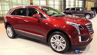 2018 Cadillac XT5 Premium Luxury - Exterior and Interior Walkaround - 2018 Chicago Auto Show