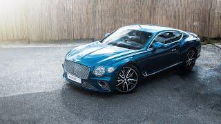 New Bentley Continental GT 2019 & Sound!
