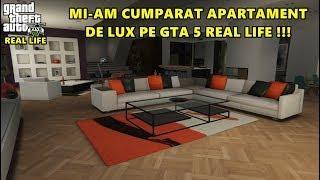 MI-AM CUMPARAT APARTAMENT DE LUX PE GTA V REAL LIFE !!!