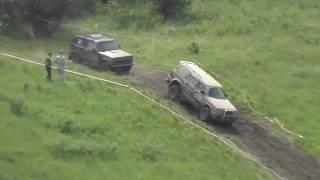 LADA NIVA & PAJERO CRASH / OFF ROAD KAZALARI