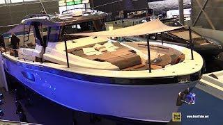 2019 Bluegame 62 Luxury Motor Yacht - Deck and Interior Walkaround - 2019 Boot Dusseldorf