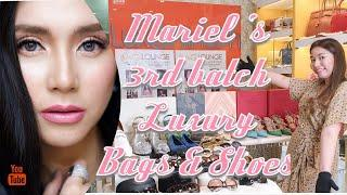 Mariel Padilla's 3rd Batch of Luxury Bags and Shoes! Walang ubos ????