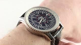 Breitling Monbrillant Datora Limited Edition L21330 Luxury Watch Review