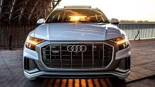 2019 AUDI Q8 50TDI - HUGE HIT FOR AUDI ALREADY - Glacier white + brown interior - Details