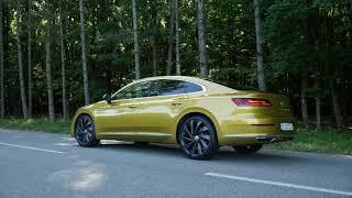 Volkswagen Arteon 2018 Review - Frumos Si Scump