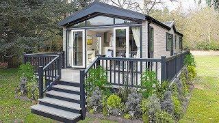 45'x15' Southwold Single Luxury Lodge Offers A Luxurious Yet Affordable Lodge Living