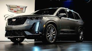 2020 CADILLAC XT6 - EXTERIOR AND INTERIOR - AWESOME LUXURY SUV