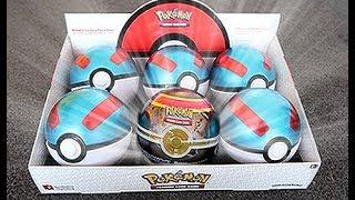 NEW Luxury Ball Pokemon TCG Tin!!!