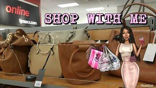 SHOP WITH ME: TJMAXX  | SUPER GIRLY GLAM | SPRING LUXURY HOME DECOR FINDS & IDEAS | APRIL 2018