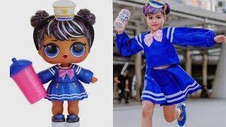 Куклы #LOL в реальной жизни 12 часть ???? Real Life LOL Surprise Dolls Part 12
