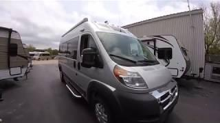 2018 Roadtrek Simplicity SRT - Silver LX With Nav & Backup Camera Luxury Chassis
