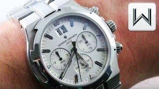 Vacheron Constantin Overseas Chronograph (49140/423A-8790) Luxury Watch Review
