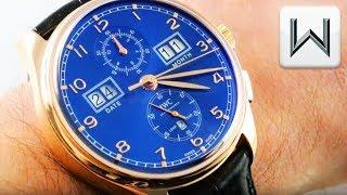 IWC Portugieser Perpetual Calendar Digital Date-Month IW3972-04 Portuguese Luxury Watch Review