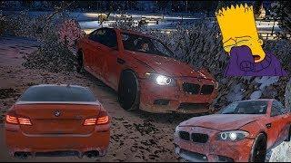 AM FĂCUT ACCIDENT CU BMW-UL LUI ABR ????