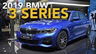 2019 BMW 3 Series First Look - 2018 Paris Motor Show