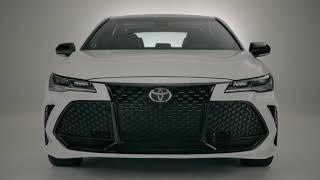 New Toyota Avalon - Presentation and Feature Review