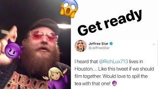 Rich Lux and Jeffree Star collab?!