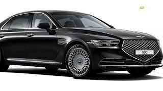 2020 Genesis G90 Fresh Design & New Features