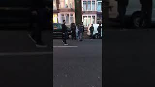 Accident on duckworth lane bradford 10 September 2018