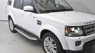 Used 2016 Land Rover LR4 Cary NC Raleigh, NC #XA799684