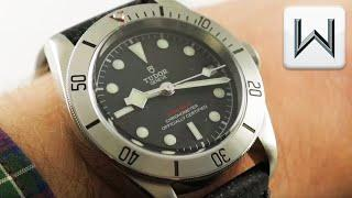 Tudor Heritage Black Bay Steel (79730) Luxury Watch Review