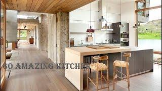 60 Modern Kitchen Furniture Creative Ideas 2019 - Modern and Luxury Kitchen Design Part.65